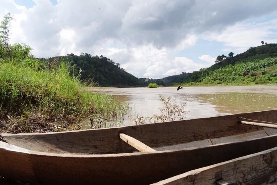 Bilderbuch: Kon Tum und Konkutu Village