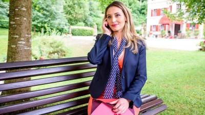 Isabella Surel Sturm der Liebe Nadine Albrecht